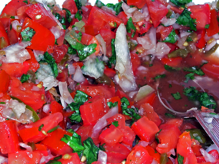 Chevy's Fresh Mex Salsa
