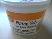 piping gel clear
