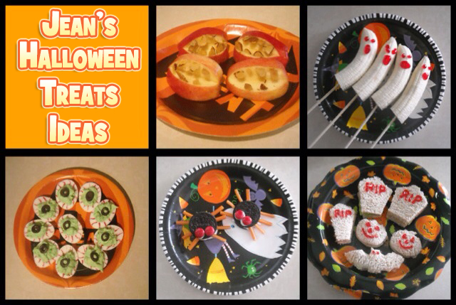 ideas for Halloween treats