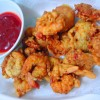 Pritong Hipon (Fried Shrimp)
