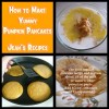 How to Make Yummy Pumpkin Pancakes