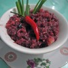 Special Bagoong (sautéed shrimp paste with pork)