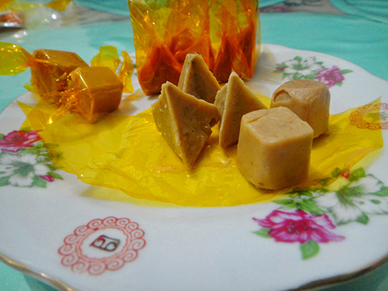Filipino Recipe Yema http://jeansrecipes.com/yema-recipe/