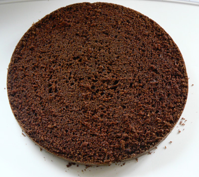 base cake layer