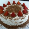 Strawberry Forest Cake Recipe