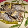 Ginataang Tulingan (Skipjack Tuna with Coconut Milk)
