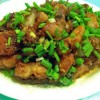 Pork Binagoongan (Pork with Shrimp Paste)