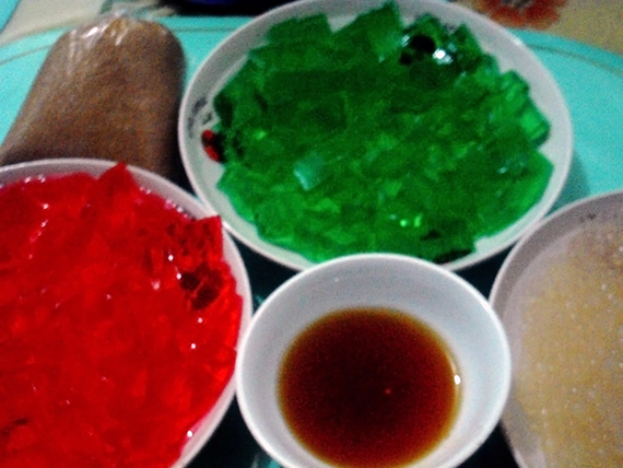 sago't gulaman ingredients