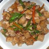 Fried Tofu with Oyster Sauce Recipe