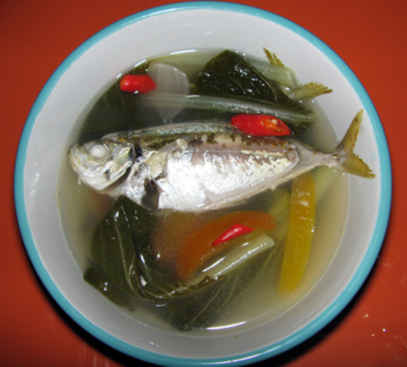 Kusidong isda recipe fish soup with calamansi juice for Filipino fish recipes