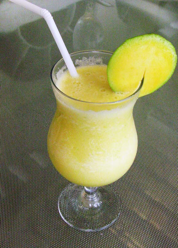 green mango juice