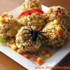 Popcorn Balls Recipe for Halloween