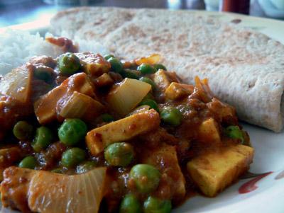 indian vegetarian curry recipe