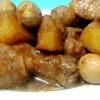 Chicken Adobo in Coconut Milk (Adobo sa Gata)