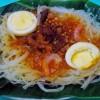 Palabok Recipe (Filipino Rice Noodle Dish)