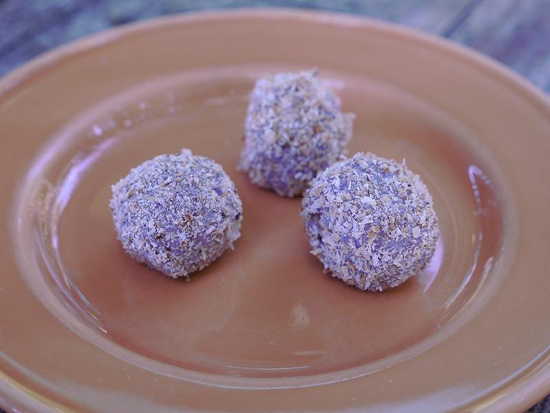 ube balls