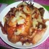 Chickentin Recipe (Stewed Whole Chicken)