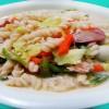 Sopas Recipe (Chicken Macaroni Soup)