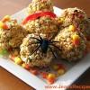 Popcorn Balls Recipe for Halloween